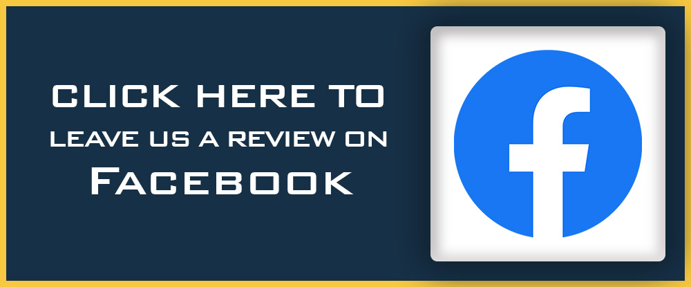 Leave us a review on Facebook button